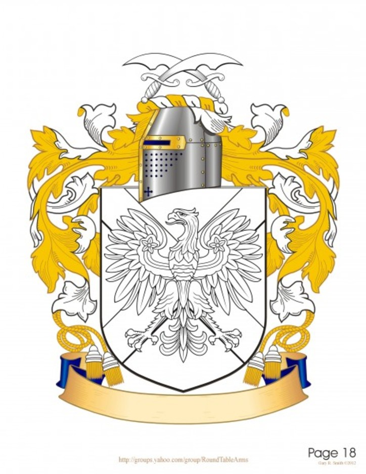 Heraldic Vector Shield