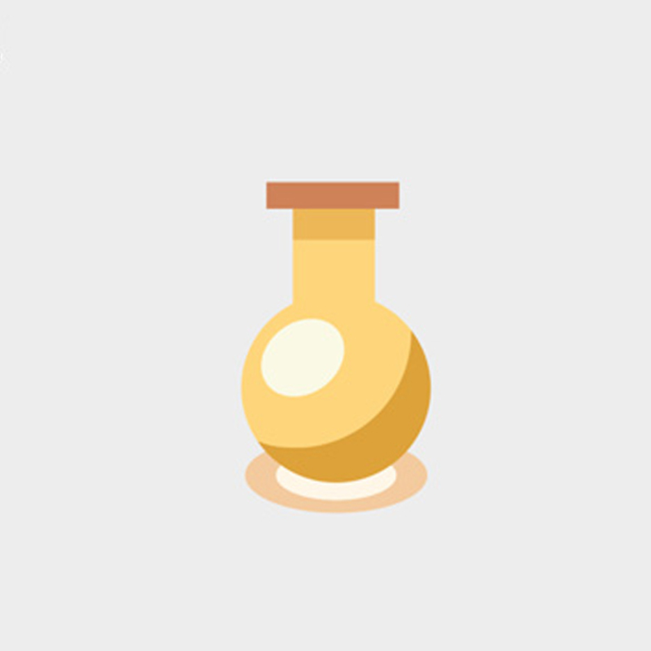 Free Laboratory Flask Vector