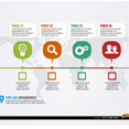 Free Timeline Infographic Vectors