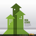 Real Estate Vector Infographic