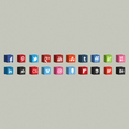 Free Vector 3D Cube Icons Set