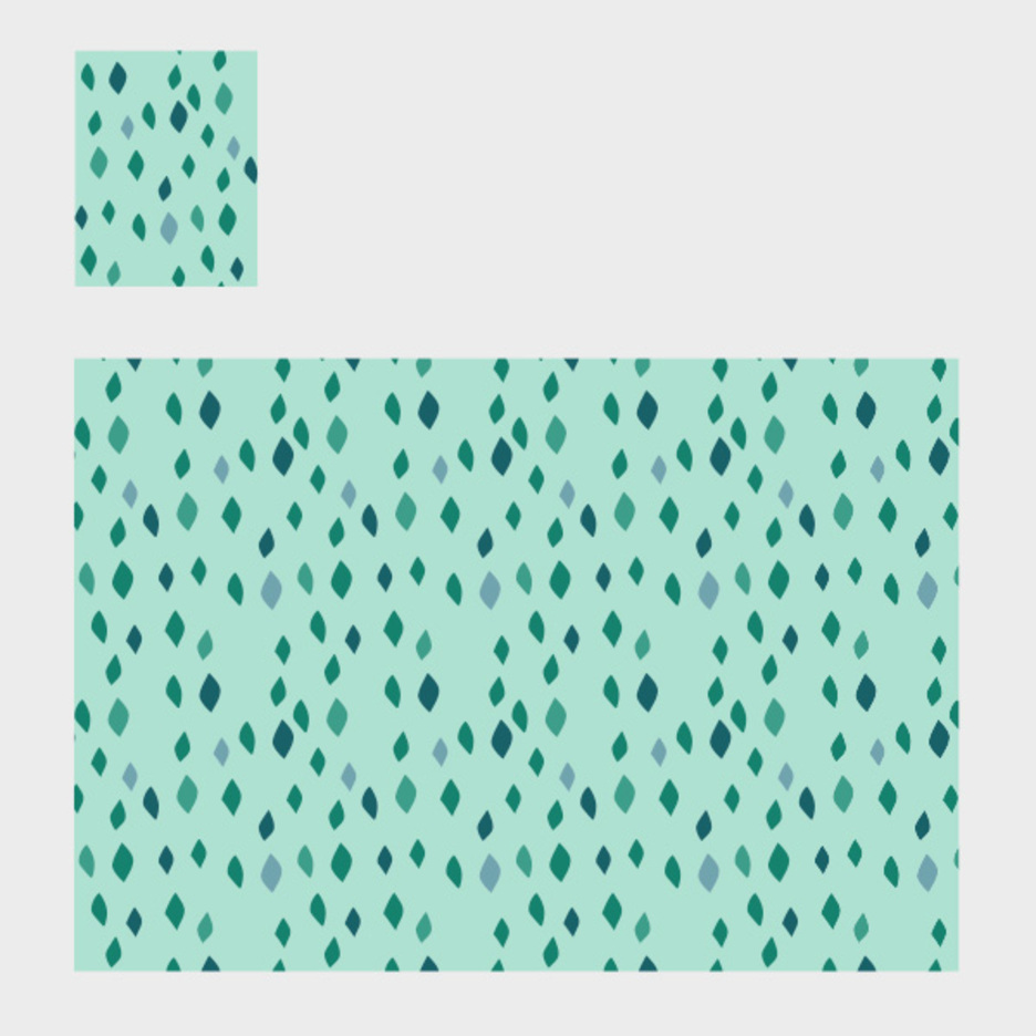 Free Vector Leaves Pattern