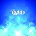 Free Vector Bokeh Light Background