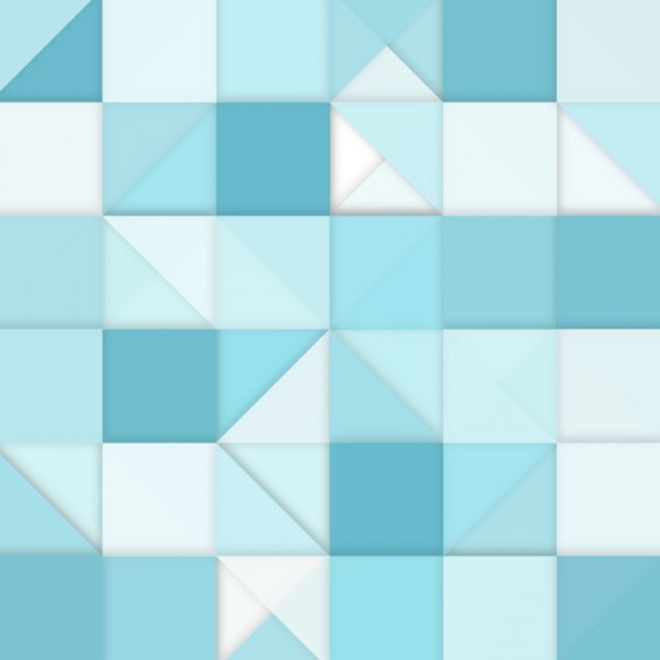 Free Vector Abstract Triangle & Square Background