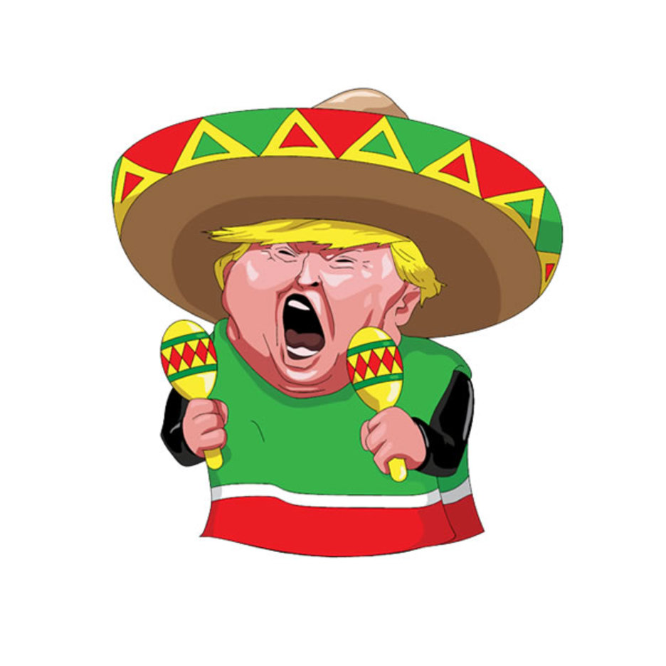 Trump the Mexican