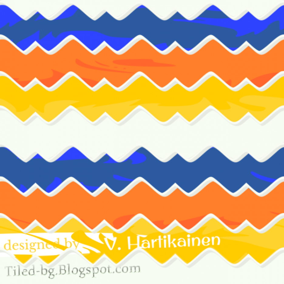 Colorful SVG Background Pattern