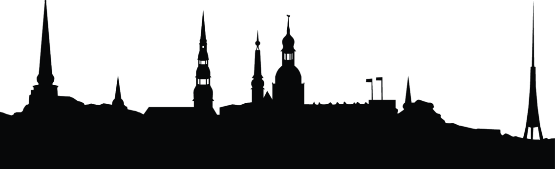 Silhouette Of RIGA