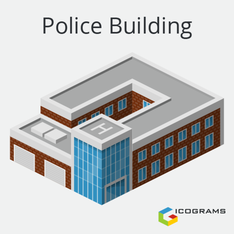Police building