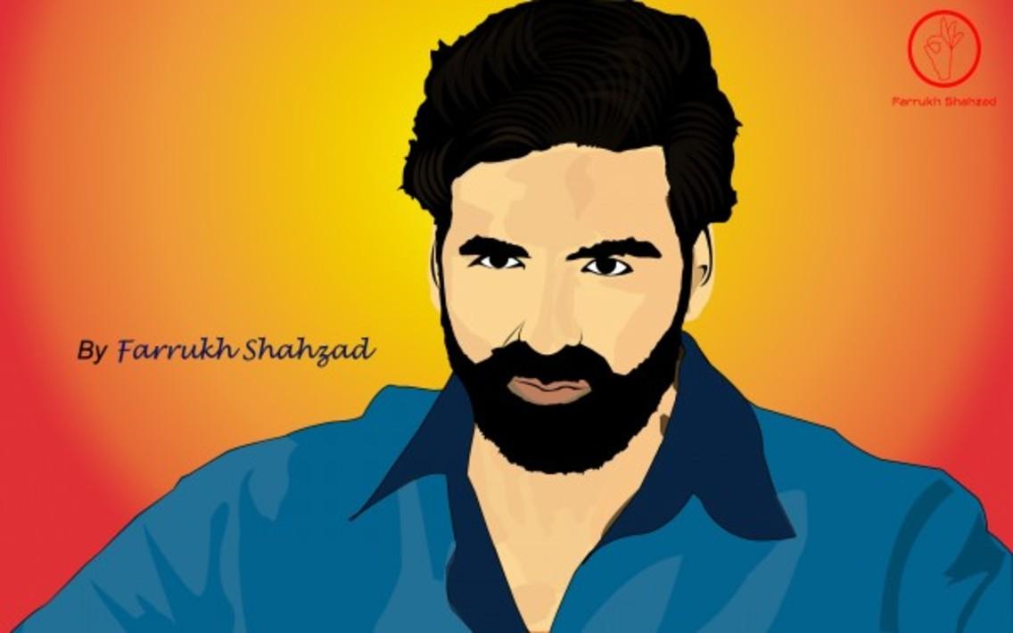 Akshay Kumar Portrait