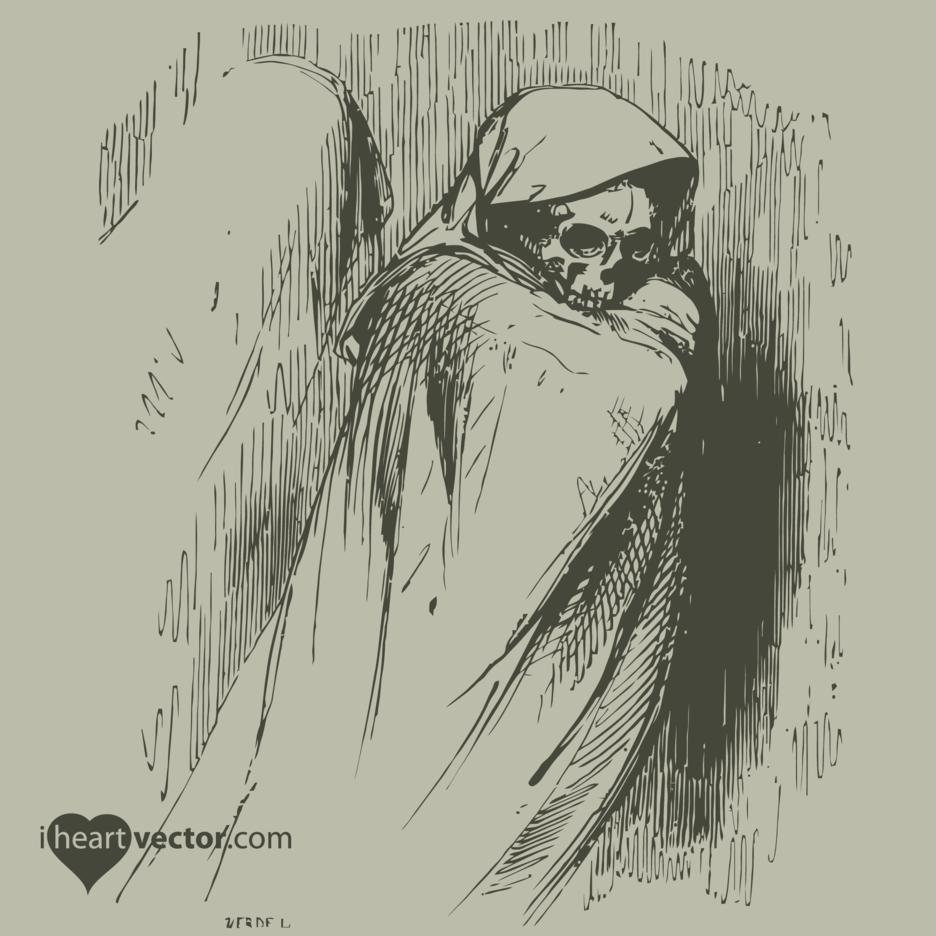 Death Reaper Vector