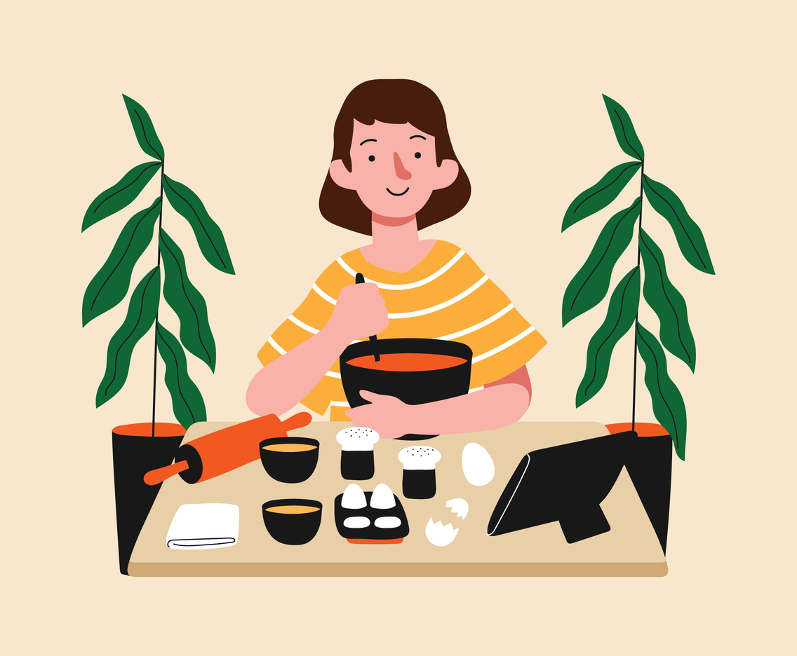 Online Cooking Course