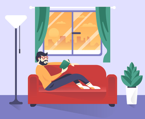 Stay at Home Reading