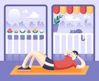 Home Exercises in Quarantine