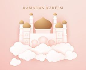 Ramadan Kareem Mosque Design