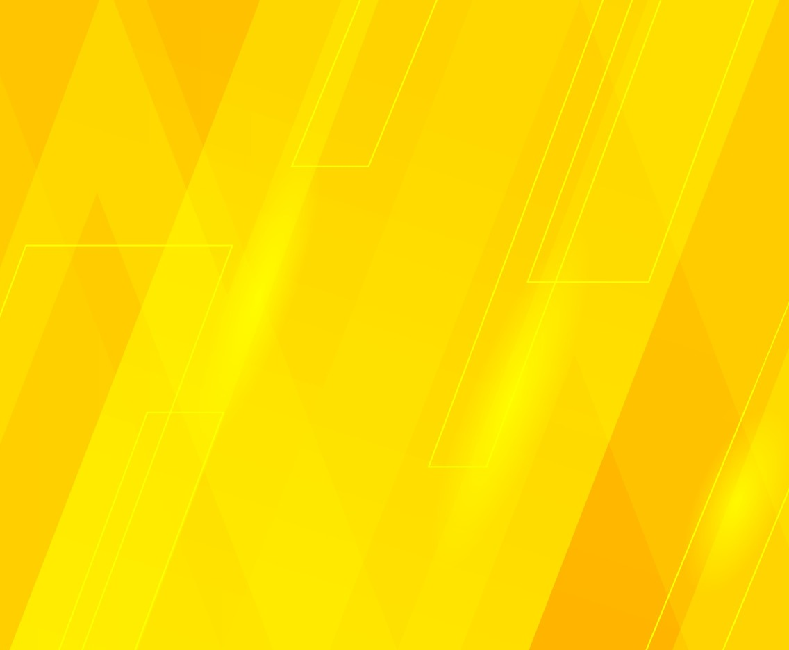 Abstract Geometric Yellow Background