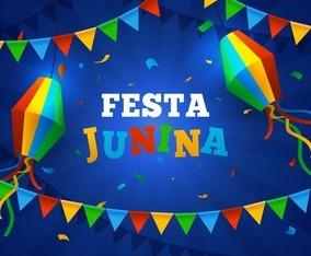 Festa Junina Celebration Background
