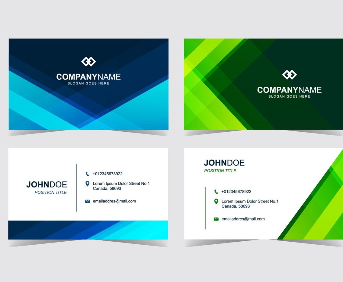 Business Name Card Templates