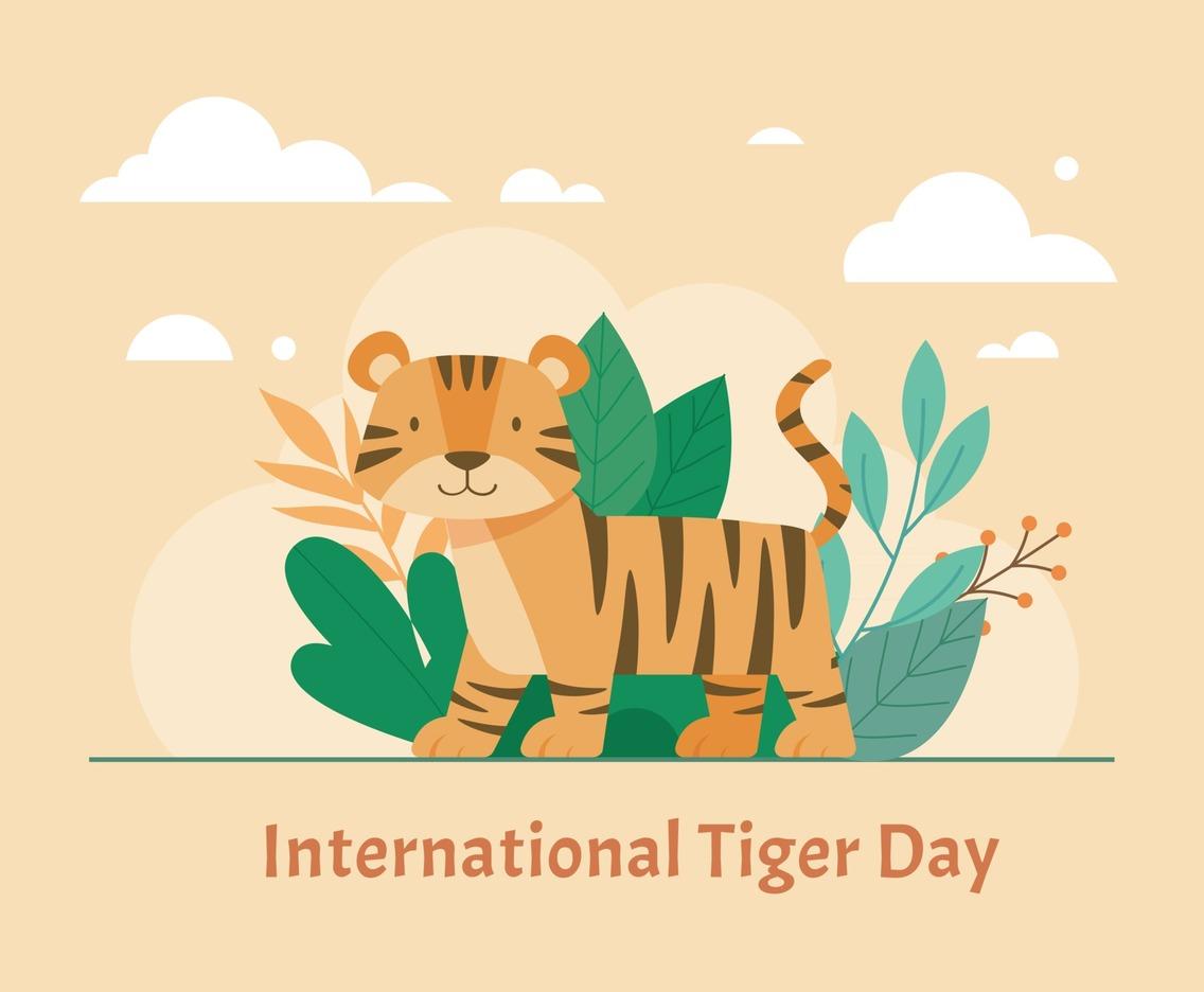 International Tiger Day Design