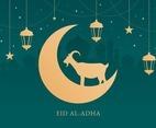 Eid Al Adha Mubarak Background