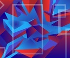 Polygonal Abstract Background Wallpaper