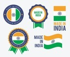 Made in India Badges Collection