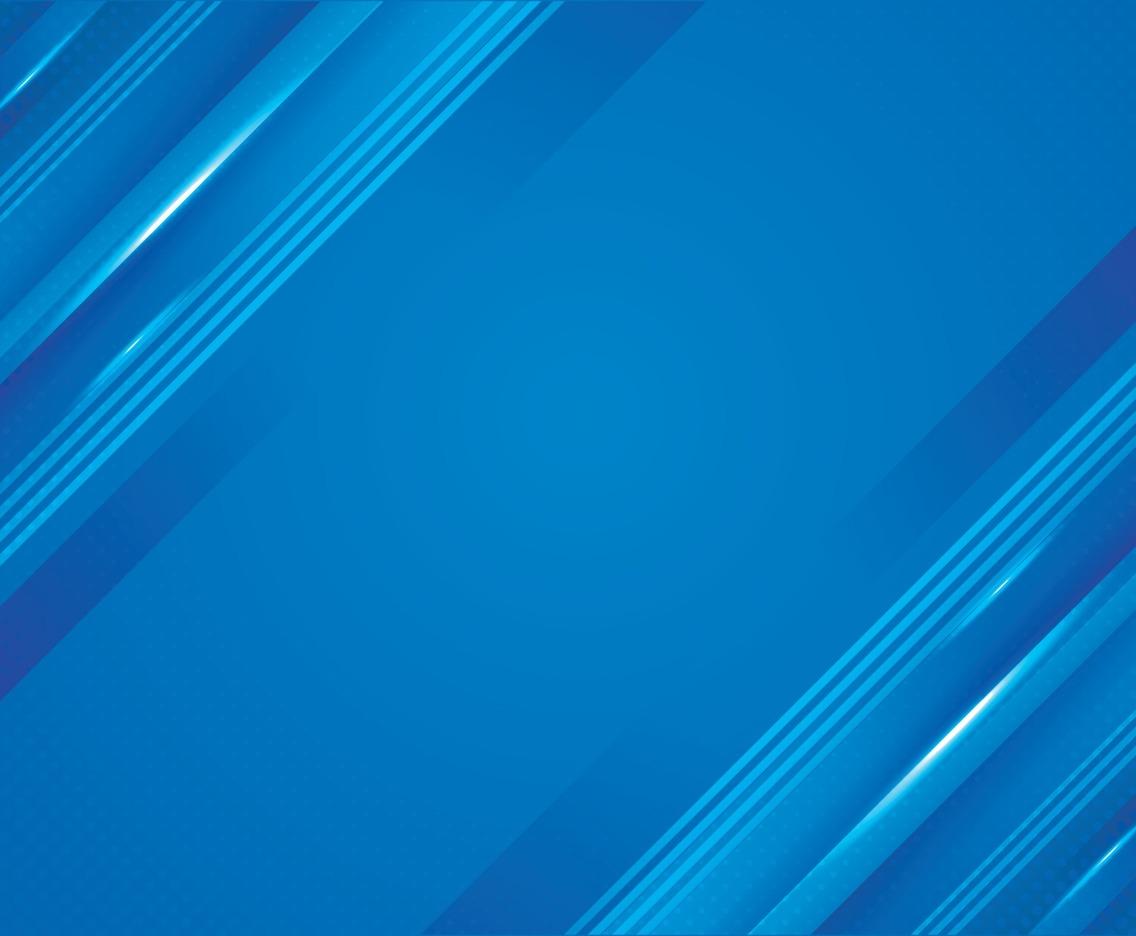 Futuristic Blue Background