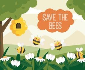 Honey Bee Protection Design