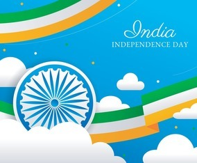 India Independence Day Design