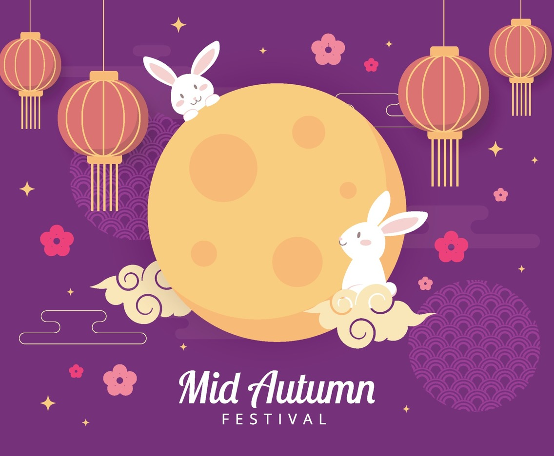 Mid Autumn Festival Celebration Greeting