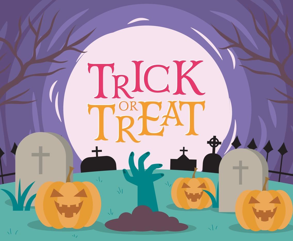 Trick or Treat Halloween Celebration